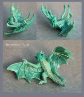 Dragon baby Rino - for sale by hontor