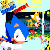 We Are The Sonic Youth! by bulgariansumo