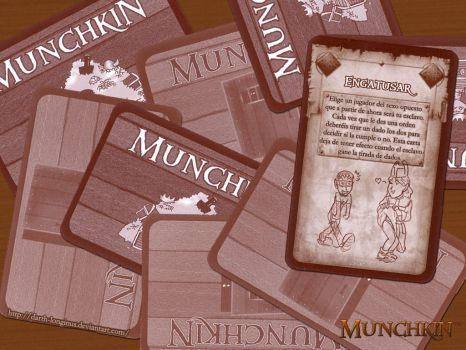 Munchkin Wall 03 by Darth-Longinus