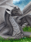 ACEO/ATC: Cuddle More (left aceo) by Samantha-dragon