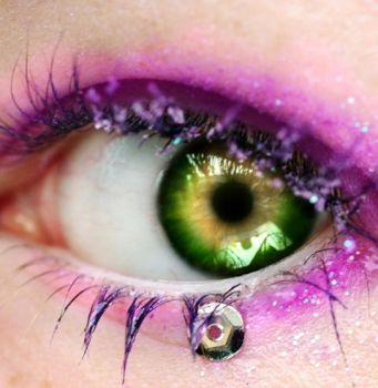 My eye by LittleRedRidingHoody