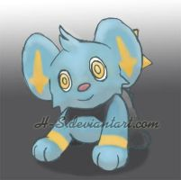 Shinx by H-S