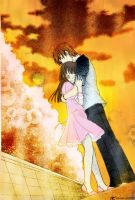 Sunset (Fruits Basket) - Request no. 1 by CherryPoison1889