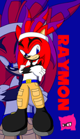 Request: Raymon by Gamergirl304