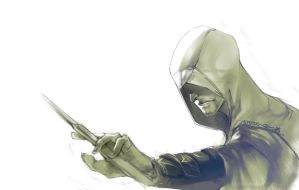 Assassin creed Altair by godforget