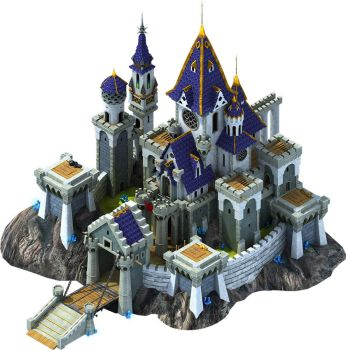 Town Hall building (3D assets) by FgFactory