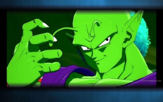 Dragon Ball FighterZ Piccolo Wallpaper by PaperEmonga