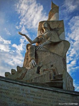 War Monument 3 by Juampo-dt