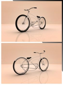 bike by grafix3d