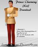 {MMD DOWNLOAD} Prince Charming (Kit) by MariCorsair