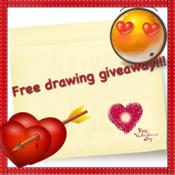 Unlimited free giveaway!!! by ashaboonk