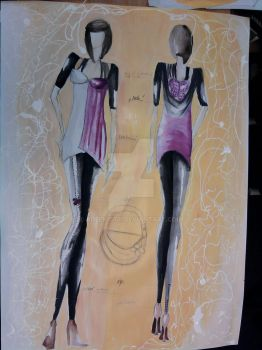 Young collection/Spring 2012 by AdelKitty