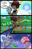 What Happens In Pokemon Amie when You Skate