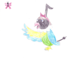 Chatot Staci by ribbonfly