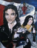 michael jackson tribute by miharuyume