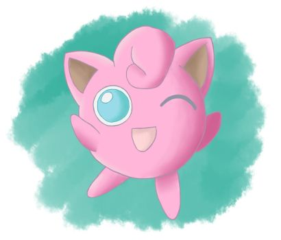 Jigglypuff by TheenyThoos