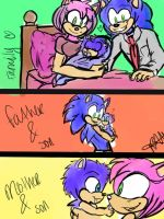Sonamy: Our Family Randoms by NeshBearWorks
