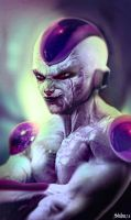 Lord Frieza by Shibuz4
