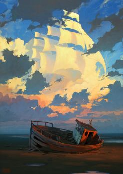 Lost And Forgotten by RHADS
