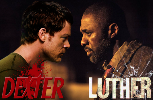 Dexter vs Luther 1 by Alexe-Arts