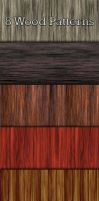 Seamless Wood Patterns for PS by graphex