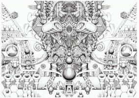 The Great Attractor by koalacid