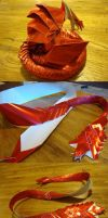 Folding the Hell Cobra by amazingorigami