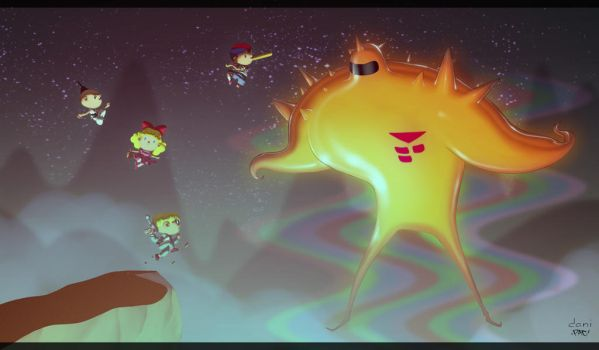 Earthbound by pacman23