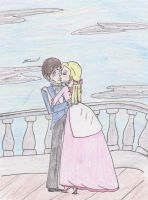 For the Love of Barnabas and Josette by Art--Pixie
