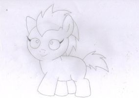 Baby Doctor Whooves by gothgirl9678