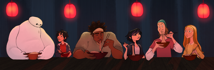 food and friends by wasabae