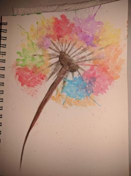 Dandelion by LunariaWillow
