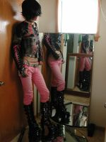 Real Men Wear Pink ? ... by dude-girl