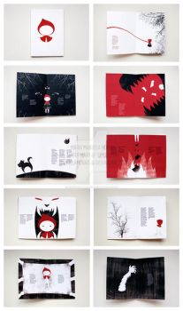 Red (zine available) by manuelamorais