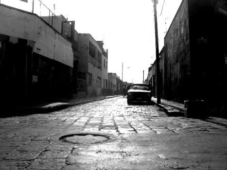 Mexican Road by Archiver-Cante