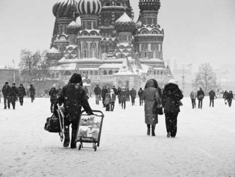 Moscow 7 by debagger