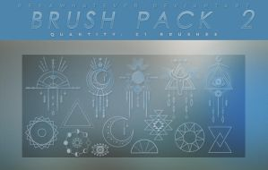 Brush Pack 2 - Tribal Brushes by reeawhatever
