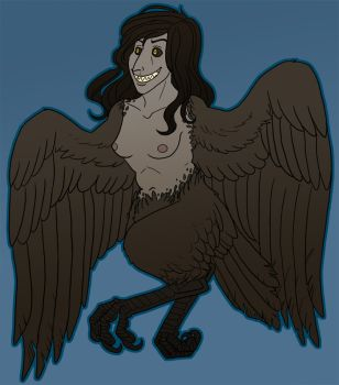 Harpy by FrOoTcAkE