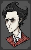 Don't Starve: Wilson by MemQ4