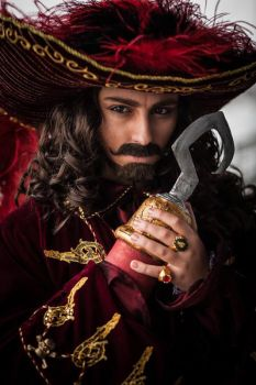 Captain Hook by Muralu