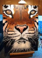 Tiger by dx