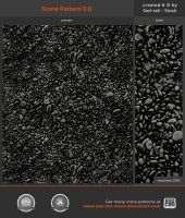 Stone Pattern 9.0 by Sed-rah-Stock