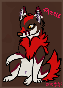 Nr2: FAZZLE for fazzle by MrCanisSkulltail