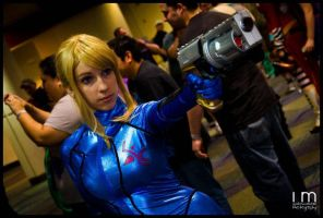 Samus Aran 4 by underreigns