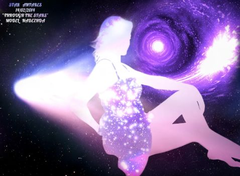 Through The Stars by star1antares