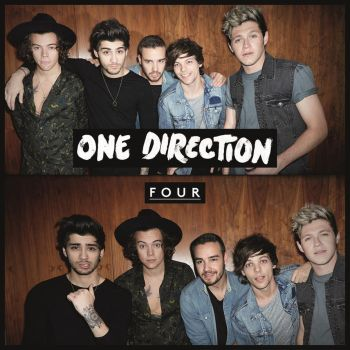 One Direction- FOUR (album) by EnchantedforJobros