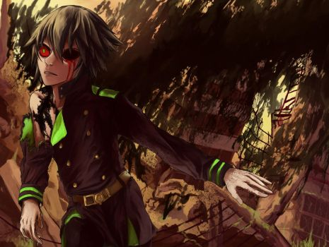 Seraph Of The End by Plaguey