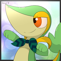 :COMMISSION: Rescue Snivy! by FutureDiarist