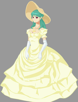 Southern Belle Izzy by WineChan