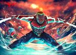 Aqualad by Ky2
